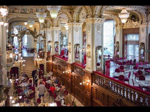 Boscolo Hotel New Palace Cafe Budapest