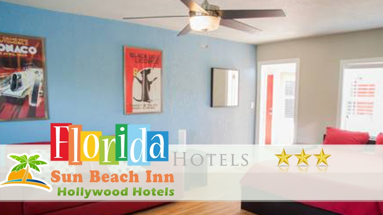 Sun Beach Inn Hollywood Hotels Florida