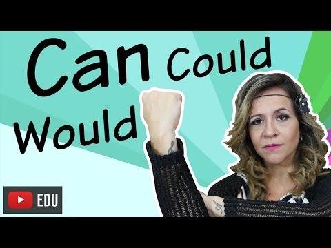 Can, Could e Would | Saiba Como Usá-los