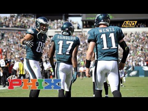 Eagles vs Green Bay Packers Week 12 | The PHIX