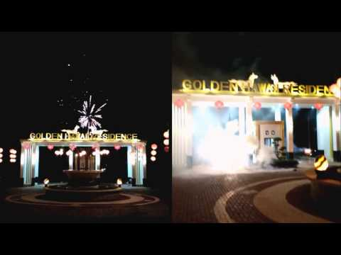 Golden Hawaii Residence Singkawang Imlek 2015