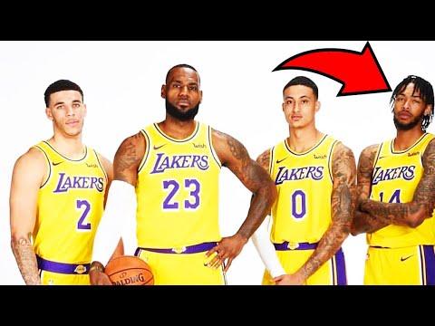 Brandon Ingram Isn't Over LeBron James Trading Him From Los Angeles (ft Zion Williamson)