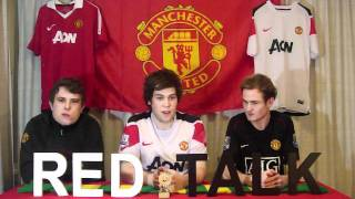 "Red Talk ""Pre-season"" episode 3   (Manchester United)"