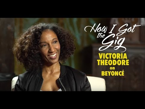 Victoria Theodore on Beyonce and Stevie Wonder | How I Got the Gig | Season 2 Episode 2