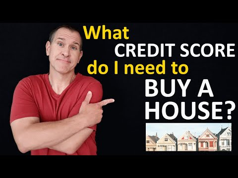 What credit score do I need to buy a house / mortgage? (FICO Scores for Standard & FHA Home Loans)
