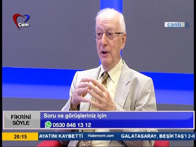Şeyma Dumrul ile Fikrini Söyle 6 Mayıs 2019 (Uluç Özülker ve Prof. Dr. Mithat Baydur)