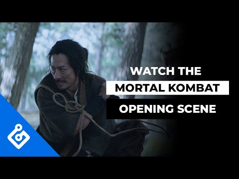 Watch The First Seven Minutes Of The Mortal Kombat Reboot