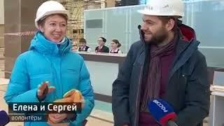 видео В аэропорту Одессы открыли новый терминал