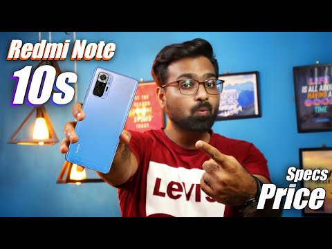 Redmi Note 10s ⚡⚡ Price, Specifications in India