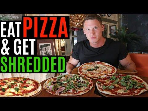 EAT FAST FOOD & GET SHREDDED   IIFYM Full Day of Eating
