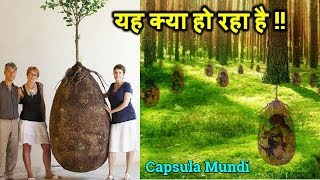 Using Capsula Mundi, Dead Bodies are used to Grow tree with their Soul in Tree.