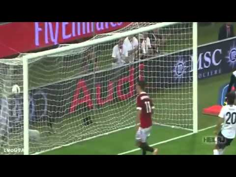 All life of Zlatan Ibrahimovic in Milan !
