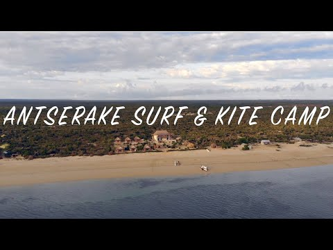Antserake surf & kite camp by mada-surfaventure/