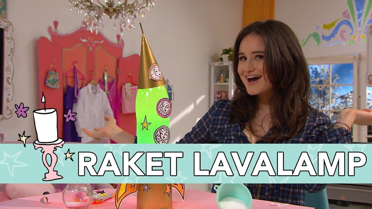 Jill - DIY: Raket Lavalamp - YouTube