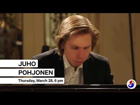 SMF 2019 presents Juho Pohjonen, piano