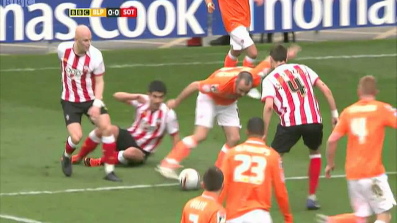 | Blackpool Fc Vs Southampton Fc | Full Highlights | 31/03/2012 | HD | - YouTube