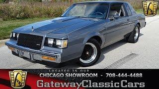 1987 Buick Regal Stock #1498