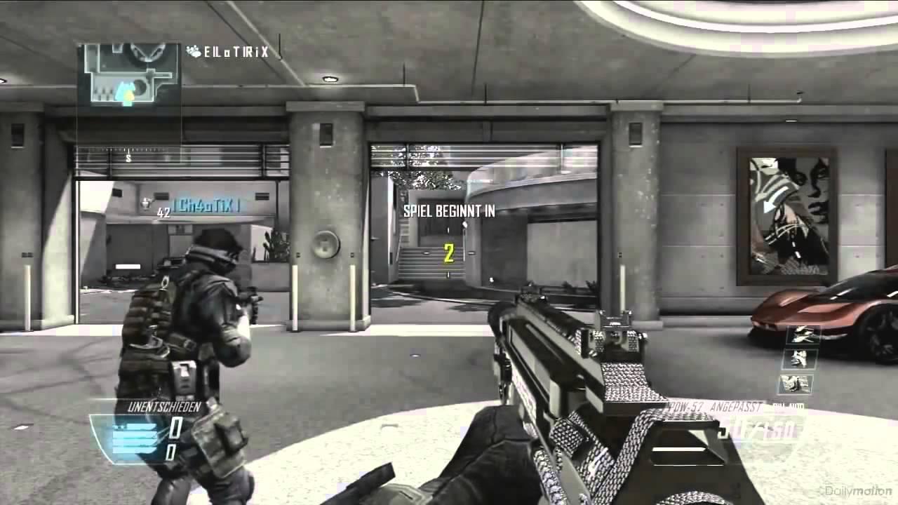 Elotrix Ausraster Schwarze Witze [Call of Duty Black ops 2