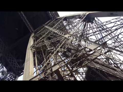 Metal Giant - A walking tour of the mechanics of the Eiffel Tower