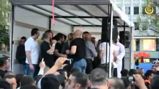 IMPRESSIONNANTES Conversions à l'islam en Allemagne !!!