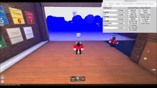 Roblox Work At The Pizza Place With Fans?! [Roblox Exploiting #12]