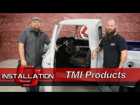 F-100 TMI Products Sport R Series Installation