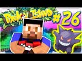 GENGAR JOINS THE TEAM! - PIXELMON ISLAND SMP #26 (Pokemon Go Minecraft Mod)