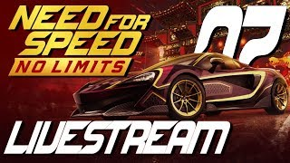 Need For Speed No Limits - Road To West Part 7 - Live Stream