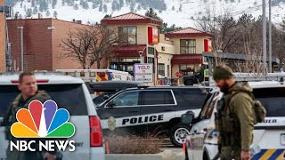 Suspect, Victims Identified In Boulder Shooting At Grocery Store | NBC News