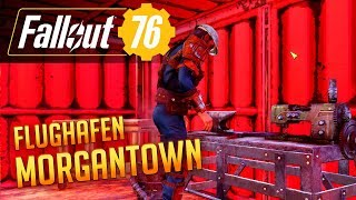 Fallout 76 #09 | Flughafen Morgantown | Gameplay German Deutsch thumbnail