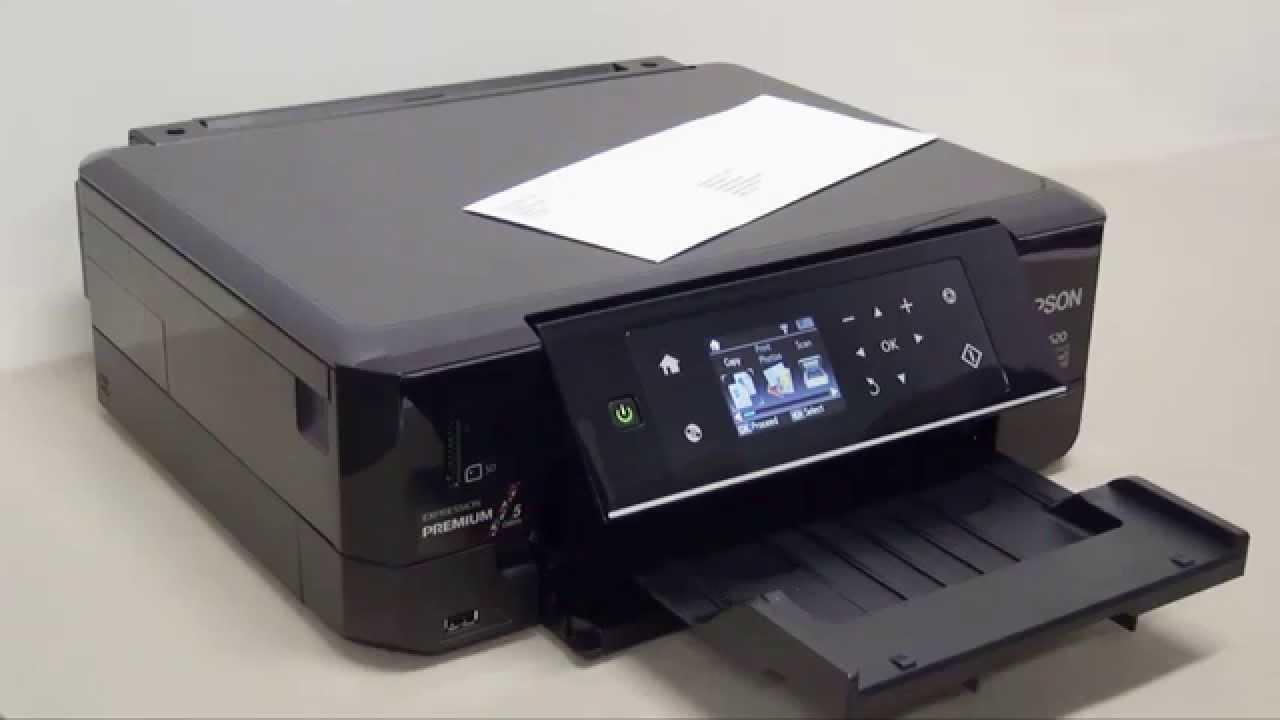 how to set envelope in printer