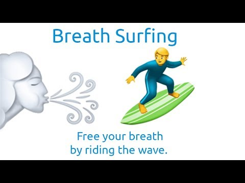 Breath Surfing 2018 for Rib, Back, Shoulder or Neck Pain Relief
