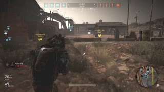 PS4 TPS FPS GAMES (GHOST,RAINBOW)
