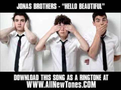 Jonas Brothers  Hello Beautiful  New  + Lyrics + Download