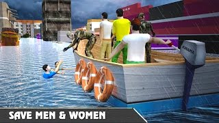 Rain Rescue Simulator 3D (by Creative Monkey Games) Android Gameplay [HD]