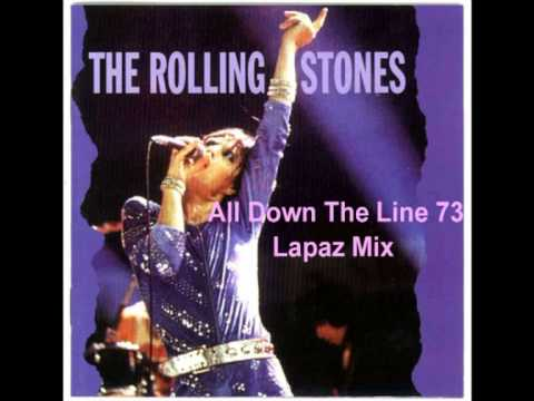 Rolling Stones All Down The Line 73