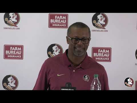 Willie Taggart Fall Camp Press Conference