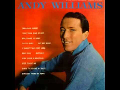 Andy Williams-02 I Like Your Kind of Love with Peggy Powers