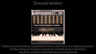 hephaestus sounds gran coda kontakt instrument composition by adi goldstein