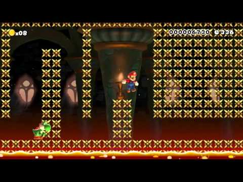 CASTILLO PURA VIDA 99% IMPOSIBLE: Beating Super Mario Maker's Hardest Levels!