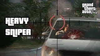 GTA 5 - HEAVY SNIPER