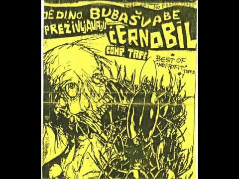 Jedino Bubašvabe Preživljavaju Černobil (Tape 1988)