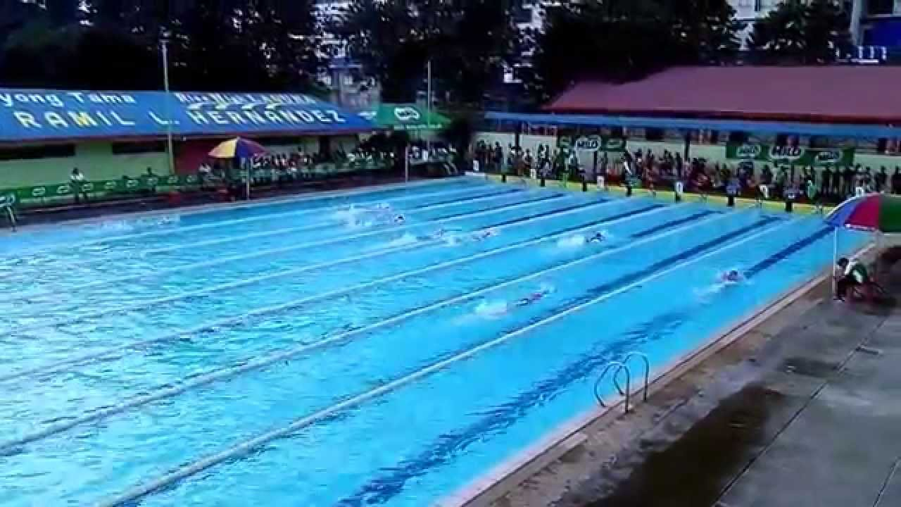 olympic swimming pool de vela trinidad freestyle intended - Olympic Swimming Pool 2015