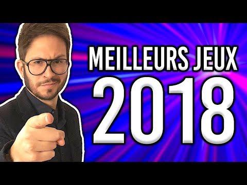 LE MEILLEUR JEU VIDÉO 2018 EST...