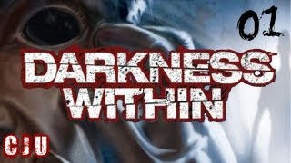 Let's Play Darkness Within Part 1 - Into Howard's Mind | PC Horror Game Walkthrough