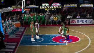 "E3 2010 NBA Jam EA Sports ""Crazy Huge"" Gameplay Trailer [HD] [DoS Games]"