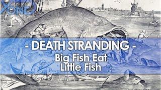 Скачать Death Stranding Big Fish Eat Little Fish