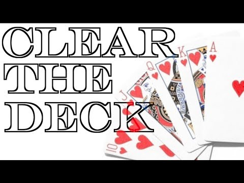 Clear The Deck Workout (52 Card Chaos Training)