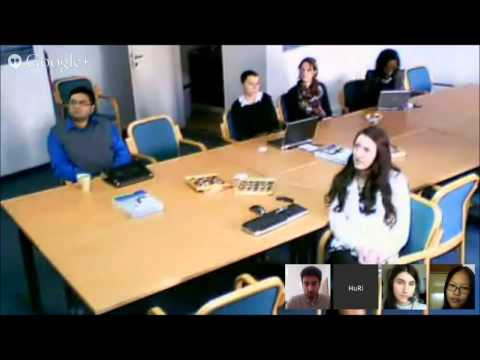 It's YOU who can make human rights work better- webinar, December 10, 2013