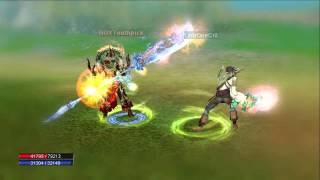 Silkroad Online: Rogue | Warrior PvP Video [OnlyOneCrit]